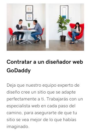 Elige imágenes que complementen el mensaje al diseñar un sitio web.